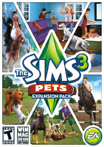 The Sims 3: Pets Expansion Pack by Electronic Arts -