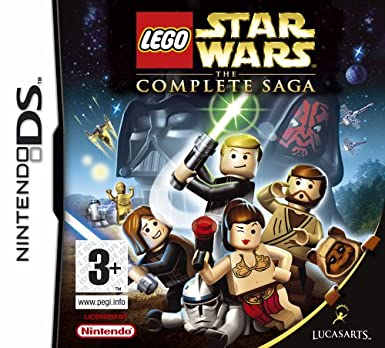 LEGO Star Wars: The Complete Saga (Nintendo DS): Amazon.co.uk: PC ...