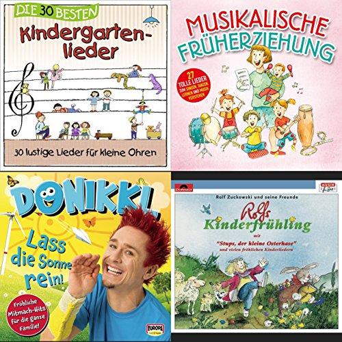 Kinderlieder zum Mitmachen und Tanzen