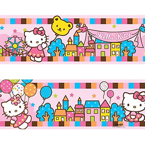 Bebegavroche Frise Carnaval Hello Kitty