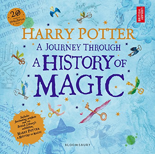 Image of Harry Potter - A Journey Through A History of Magic