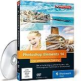 Photoshop Elements 14 - Die verständliche Video-Anleitung für perfekte Fotos - auch ohne Vorkenntnisse: Fotoimport, Schnellkorrektur, Detailbearbeitung im Expertenmodus und Präsentation als Diashow, Fotobuch oder Webgalerie - Sven Fischer