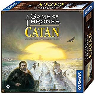 "KOSMOS Catan 694081 - "" A Game of Thrones"" Strategiespiel (B072MPKS85) 