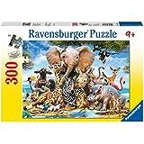 Ravensburger 13075 - Afrikanische Freunde - 300 Teile Puzzle