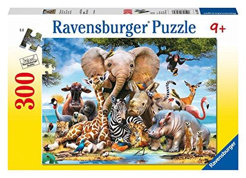 Ravensburger-13075-Afrikanische-Freunde Ravensburger 13075 – Afrikanische Freunde -