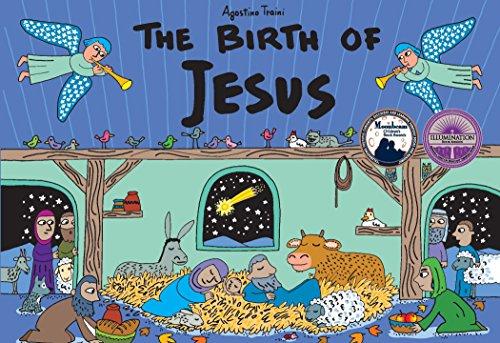 The Birth of Jesus: A Christmas Pop-Up Book (Agostino Traini Pop-Ups)