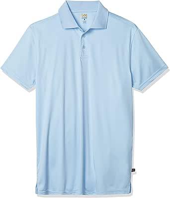 Lee Uniforms Men's Short Sleeve Sport Polo Shirt