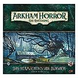 Asmodee FFGD1101 Arkham Horror: LCG-Das Vermächtnis von Dunwich Erweiterung, Linving Card Game