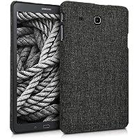 kwmobile Hardcase Custodia in tessuto per Samsung Galaxy Tab E