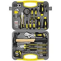 WZG Werkzeug 60-teilig Werkzeugkoffer ideal für den Haushalt DIY