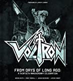 Voltron: From Days of Long Ago (Voltron: Defender of the Universe)