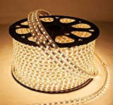 Puffin Decorative Wam-White LED Strip Light (100 Meter) Serial Light LED Wiring Series