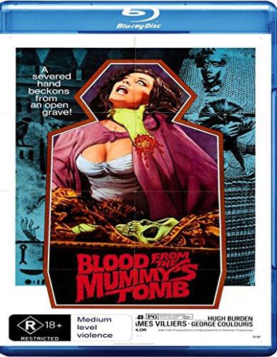 Blood From The Mummy's Tomb | NON-USA Format | Region B Import - Australia