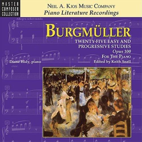 burgmuller-twenty-five-easy-and-progressive-studies-opus-100-for-the-piano