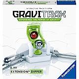 Ravensburger GraviTrax rozszerzenie Dipper – idealne akcesoria do spektakularnych torów kulowych, zabawka konstrukcyjna dla d