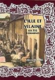 Image de L'Ille et Vilaine, les 352 communes