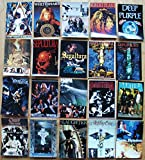 Hard Rock Heavy Metal Postkarten 20 verschiedene Set 1 Pantera Sepultura Warlock Slaughter, Mötley Crüe Ozzy Osbourne Whitesnake Deff Leppard Robert Plant Ingwie Malmsteen
