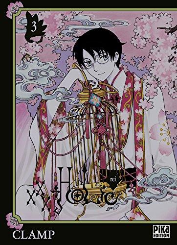Xxx Holic Rei Vol.3