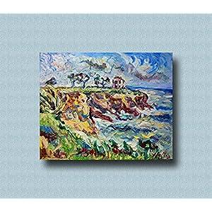 Im Europäischen Stil Hand Painted Retro Malerei, Ölgemälde, Tapeten,  Personalisierte Schlafzimmer,