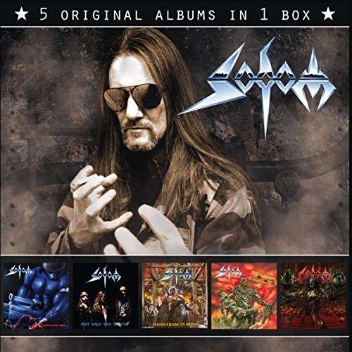 Sodom: 5 Original Albums in 1 Box (Audio CD)