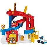 Fisher-Price Mattel DFP26 - Little People 2-in-1 Einsatzzentrale
