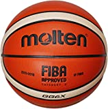 MOLTEN balón de Baloncesto, Orange/Ivory, 6, BGG6X - DBB