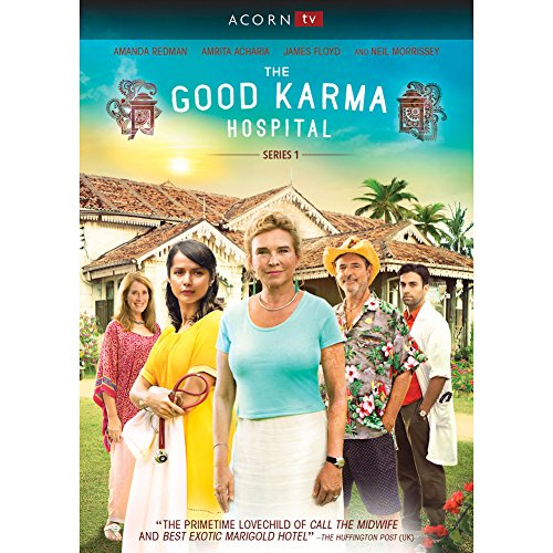 GOOD KARMA HOSPITAL: SERIES 1 - GOOD KARMA HOSPITAL: SERIES 1 (2 DVD)