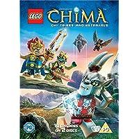 Lego Legend of Chima: Chi, Tribes & Betrayal [DVD] [2014] by Scott Shantz