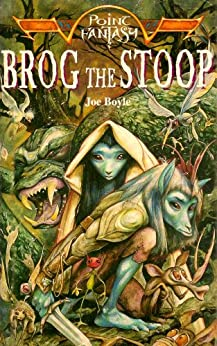 Brog the Stoop (English Edition)