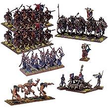 Mantic Games MGKWU107 Kings of War Undead Elite Army Playset
