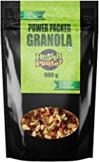 Health on a Platter Power Packed Granola, 900g