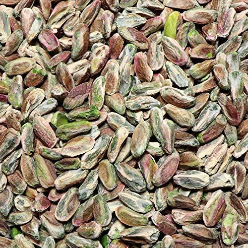 500g di pistacchi senza guscio e non spellati, pistacchi sgusciati e non salati - per fare da te la crema al pistacchio