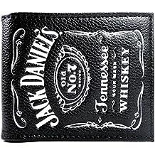 Jack Daniels Old No.7 Nero portafoglio