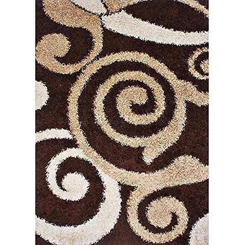 MORLEY moderno Hotel High - Grade Sala tappeto del salotto Camera Tavolino Studio spessa ben tre - dimensionale del modello di tappeti ( dimensioni : 80*150CM )