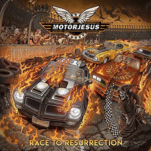 Race to Resurrection (Lim.Digipak) (Würze Servieren)