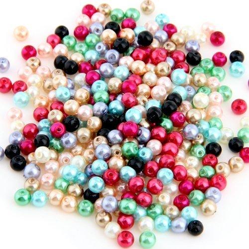 sodialr-lot-500-x-perline-in-vetro-smaltato-multi-colori-4mm