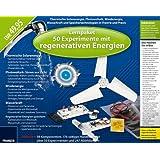 Lernpaket 50 Experimente mit regenerativen / erneuerbaren Energien