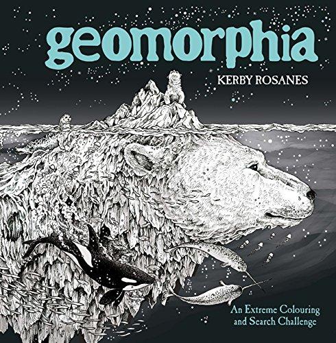 Geomorphia (Colouring Books) par Kerby Rosanes