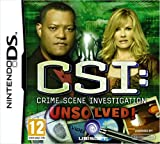 Cheapest CSI: Unsolved on Nintendo DS