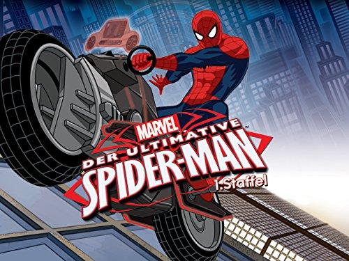 Der ultimative Spider-Man, Staffel 1, Volume 1