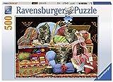 Ravensburger Erwachsenenpuzzle 14785 Flauschiges Vergnügen