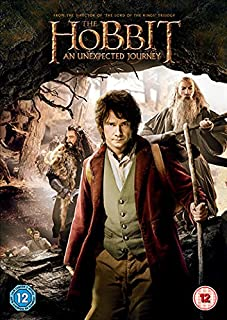 The Hobbit: An Unexpected Journey (DVD + UV Copy( [2013] (B005EEUHW8) | Amazon Products