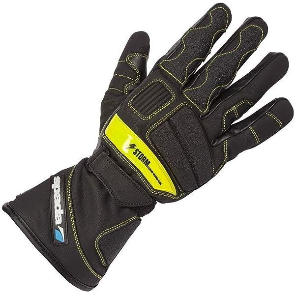 Spada Leather Gloves Predator II Black