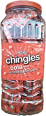 Pass Pass Chingles Cola Flavour Refreshing Mint Gums 337.5G