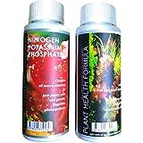 Aquatic Remedies Aquatic Remedies Plant Health Formula & Plant Food Fertilizer Combo 120 ml, 120 milliL