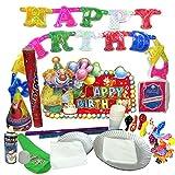 DCS Happy Birthday Party Kit Full For 35...