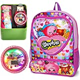 """Shopkins """"Desserts"""" Cargo Backpack And Light Up Digital Watch Set - Kids"""