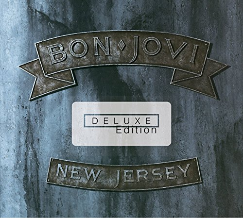 Bon Jovi: New Jersey (Deluxe Edition - Original Recording Remastered) (Audio CD)