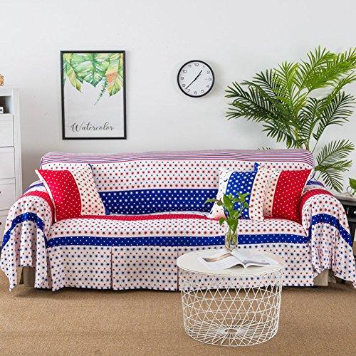 Divano letto antipolvere,Fodera per divano per soggiorno protector mobili  semplice quattro stagioni tutte inclusive piena copertura antiscivolo  divano ...