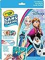Crayola–Kit color Wonder–Disney Frozen de CRAYOLA